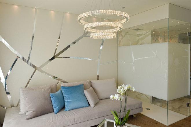 Park hotel Imperial - camere e suite - deluxe suite ampie e luminose