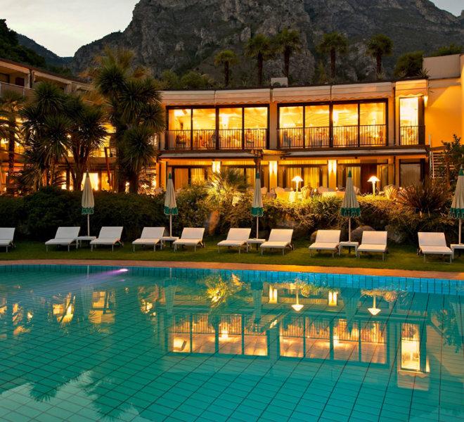 Piscine esterne - Park Hotel Imperial - idromassaggio