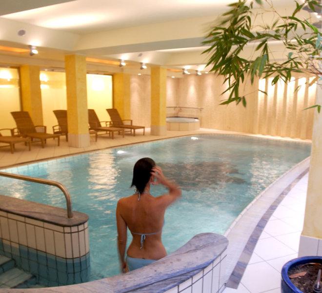 Park Hotel Imperial Piscine interne - piccolo centro spa