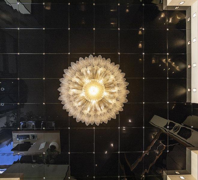 Park Hotel Imperial 5 stelle limone sul Garda - luxury hall
