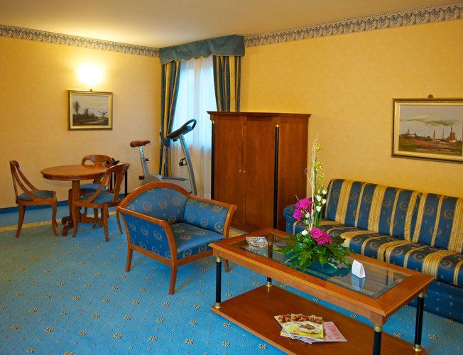 Park Hotel Imperial | accoglienza 5 stelle| camere e suites - superior suite