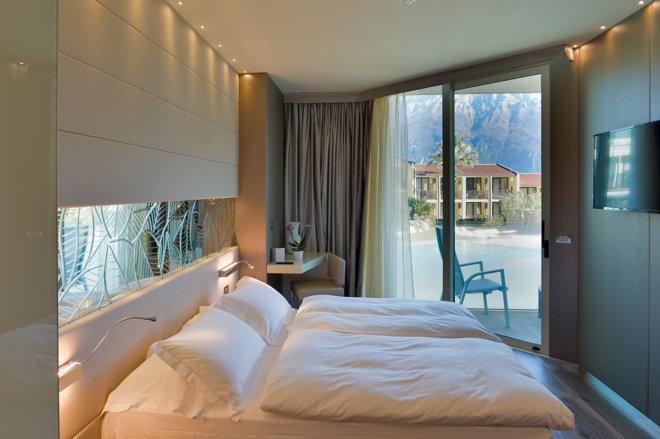 Park Hotel Imperial | accoglienza 5 stelle| junior suite terrazzo
