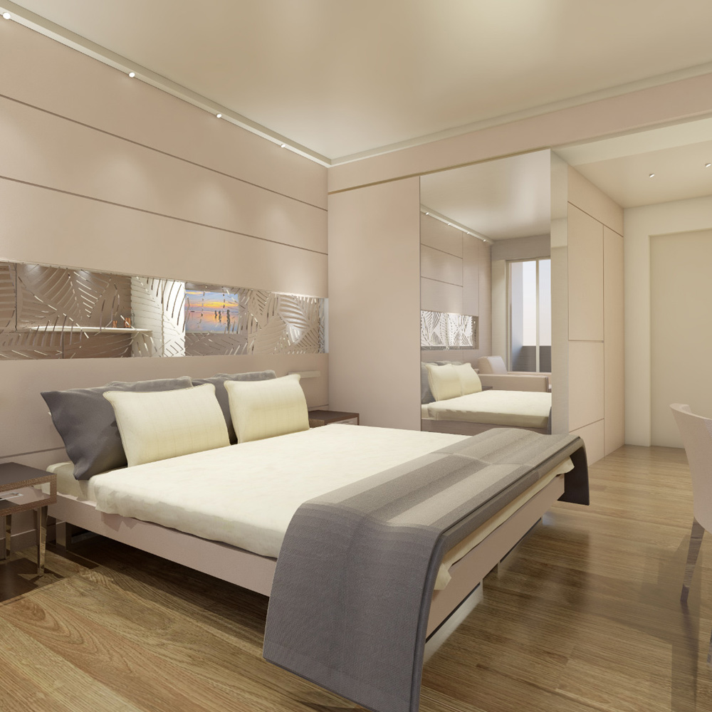 CAMERE PRESTIGE, NUOVE E RAFFINATE PARK HOTEL IMPERIAL