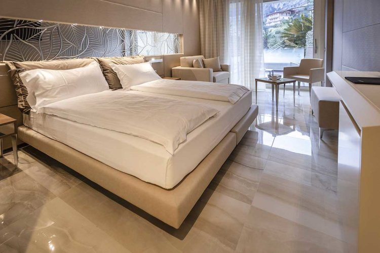 Prestige park hotel Imperial, le nuove camere 2019, luminose