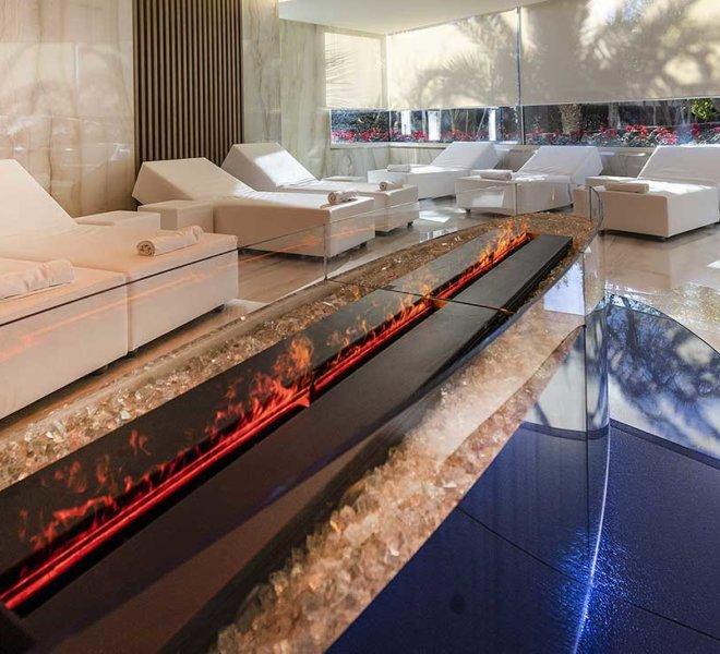 La nuova meravigliosa spa del Park Hotel Imperial
