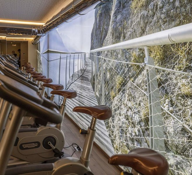 Park Hotel Imperial- personal trainer- riequilibrio fisico - palestra e attrezzi fitness
