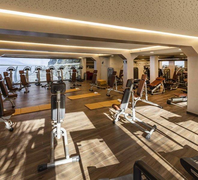 Park Hotel Imperial personal trainer- riequilibrio fisico - palestra e attrezzi fitness