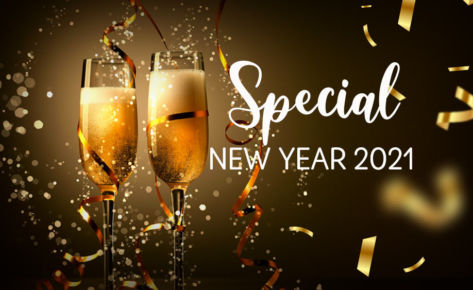 NEW YEAR'S SPECIAL 2021