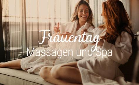"""Frauentag """"Massagen und Spa"""""""