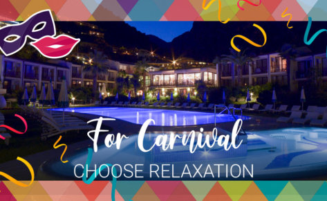 For Carnival choose Relaxation | 2 nights