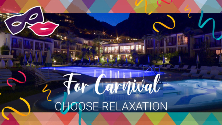 For Carnival choose Relaxation   2 nights