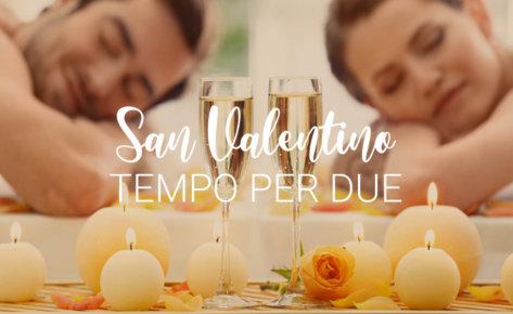 """Speciale San Valentino """"Coccole per due"""""""