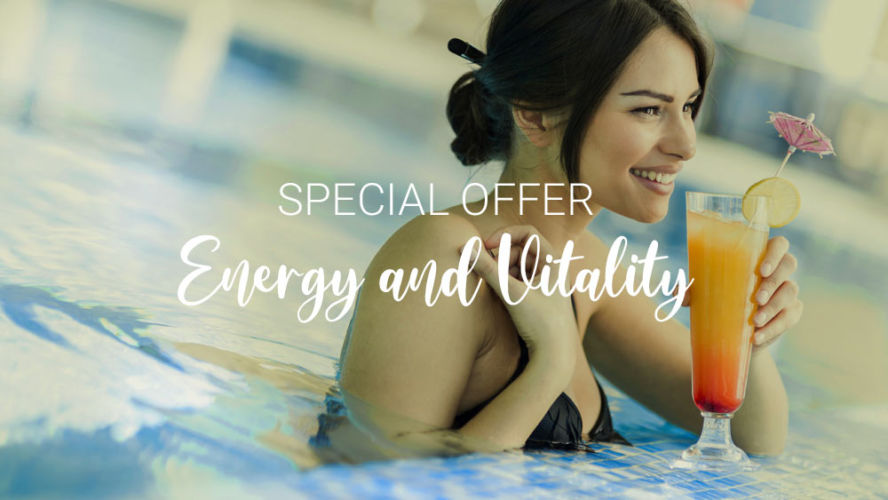 "Special Offer ""Energy & Vitality"""