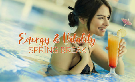 Start Spring with Energy & Vitality